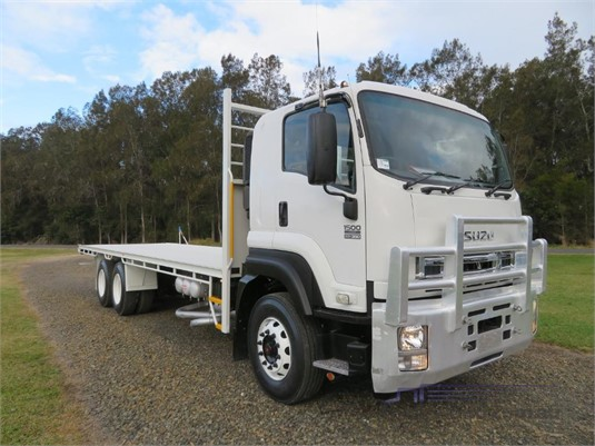 2012 Isuzu FXZ 1500 Long Trucks for Sale