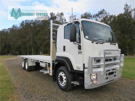 2012 Isuzu FXZ 1500 Long Midcoast Trucks - Trucks for Sale
