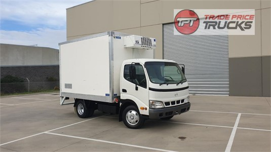 2003 Hino Dutro 4500 Trade Price Trucks - Trucks for Sale