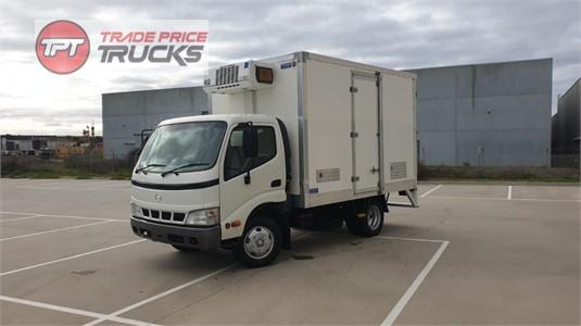 2003 Hino Dutro 4500 Trade Price Trucks - Trucks for Sale