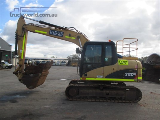 2007 Caterpillar 312C - Heavy Machinery for Sale
