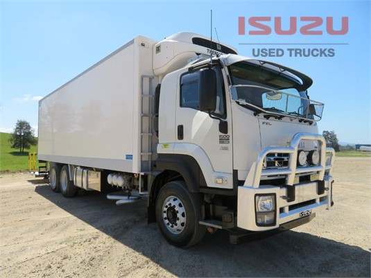 2015 Isuzu FXL 1500 Long Used Isuzu Trucks - Trucks for Sale