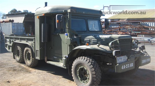 1944 Dodge WC63 Trucks for Sale