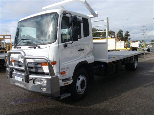 2011 Nissan Diesel UD PK250 - Trucks for Sale
