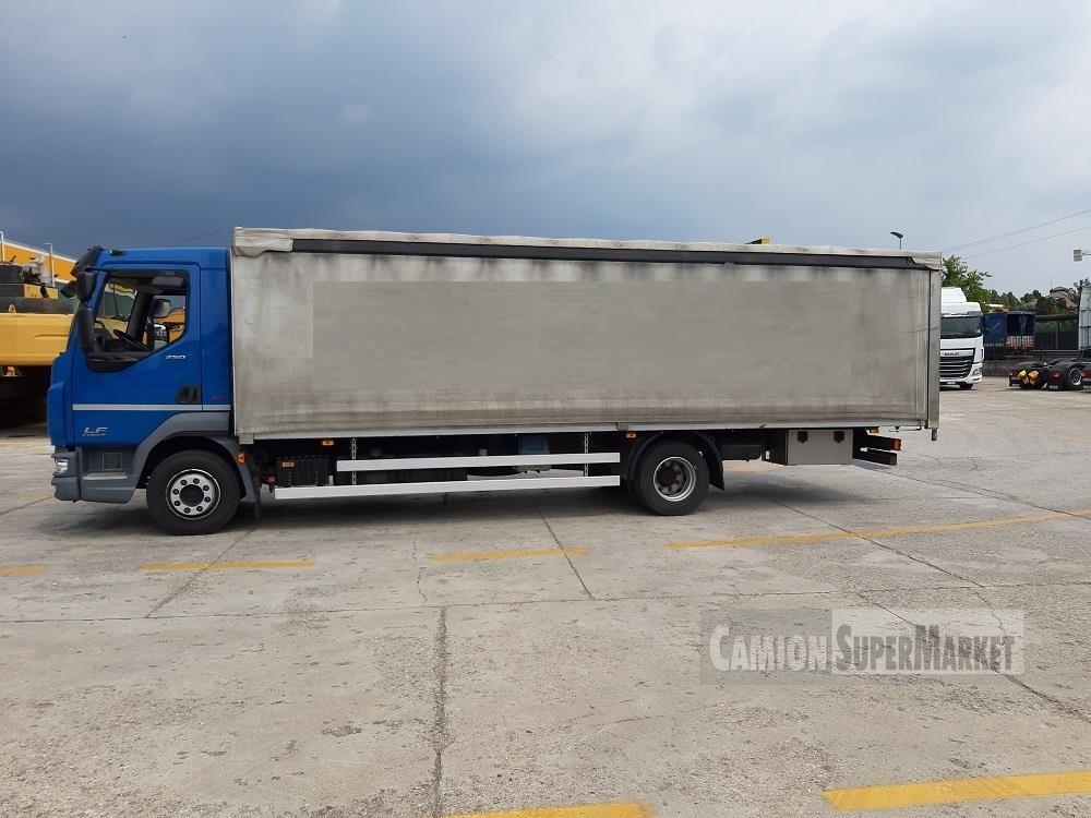 Daf LF180 used 2014 Lombardia