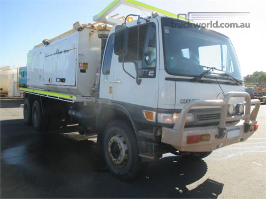 2002 Hino FM1J - Trucks for Sale