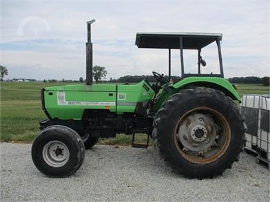 DEUTZ ALLIS 40 HP To 99 HP Tractors Online Auctions - 1