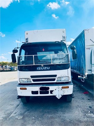 2001 Isuzu FVL 1400 - Trucks for Sale