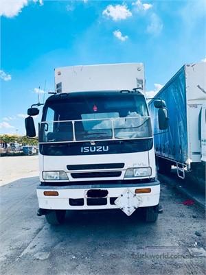 2001 Isuzu FVL 1400 Trucks for Sale