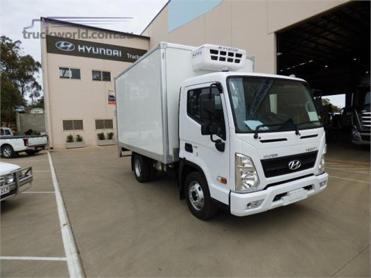 2019 Hyundai Mighty EX4 SWB Factory Chiller - Trucks for Sale