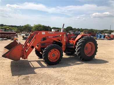 KUBOTA M5400 For Sale - 10 Listings | TractorHouse.com - Page 1 of on