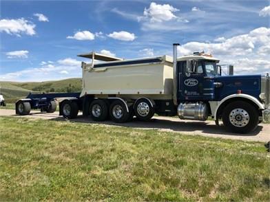 PETERBILT Dump - Transfer Trucks For Sale - 27 Listings