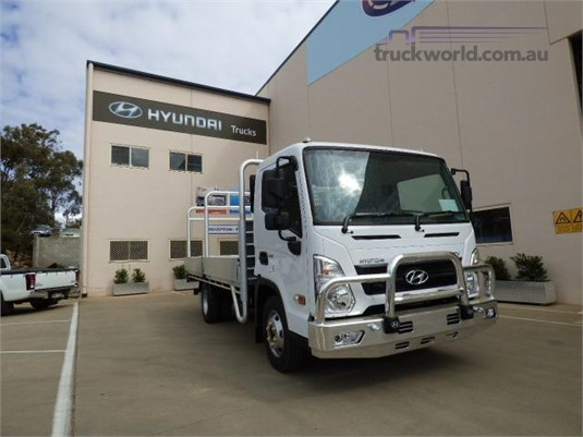 2019 Hyundai Mighty EX4 Standard Cab MWB Trucks for Sale
