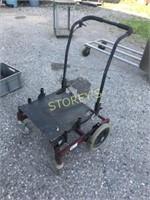 4 Wheel Cart / Base