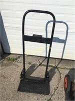 Black 2 Wheel Hand Cart