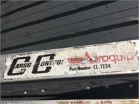 2 Aeroquip Cargo Controls