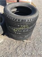 3 Tires - P205/65 R15