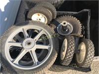 Qty of ASst Tires