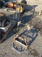 2 Wheel Hand Cart