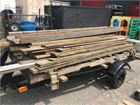 Qty of Assorted Lumber