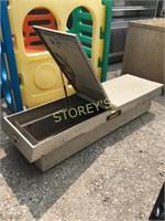 Chrome Truck Tool Box