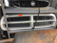 Grey Front Grill