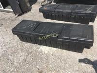 Black Truck Tool Box