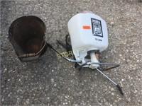 Power Fist 15L Pump - unknown condition