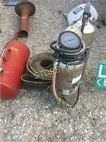 Fire Extinguisher, Air Tank, ETc.