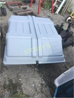 Car Top Carrier - as is - 36 x 22 x 44