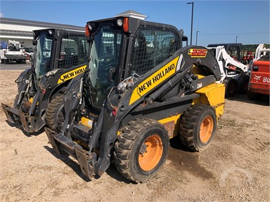 NEW HOLLAND Skid Steers Auction Results - 303 Listings