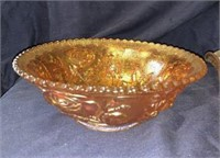 Carnival Glass Candy Dishes