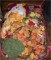 Fall Theme Decor
