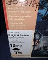 Outdoor Lighting Kit
