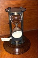 Sand Timer With Dome Case