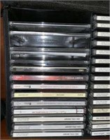 Cds And Carrying Case