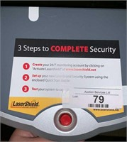 Laser Shield Home Security