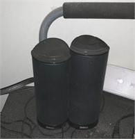 Computer Speakers, Power Backup