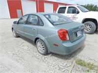 2004 Chevrolet Optra LS