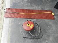 Water Heater & Kane Heat Mat