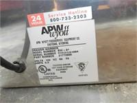 APW Wyott BW-31  Hot Dog Bun Warmer