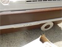 Electrolux AP280 & Shark Cordless Vacuum