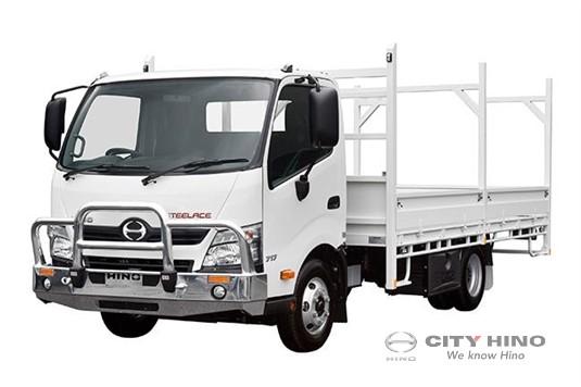 Hino 300 Series 816 Auto LWB