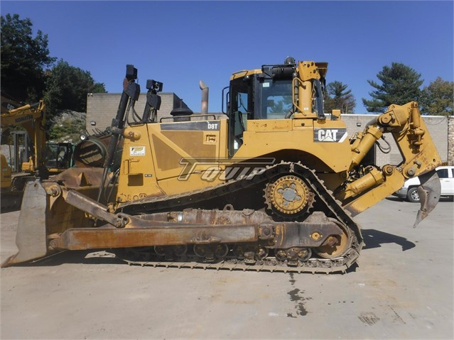 2009 CAT D8T For Sale In LONDONDERRY, New Hampshire | www