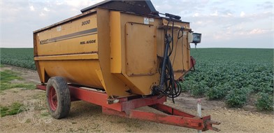 Feed/Mixer Wagon For Sale In Illinois - 61 Listings