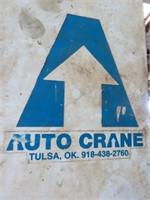 Auto Crane 2703-MR