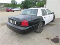 (DMV) 2005 Ford Crown Victoria Police Interceptor