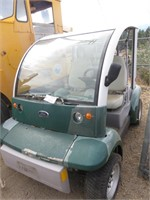 (DMV) PROJECT 2003 Ford Think Electric Utility Veh