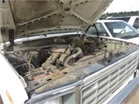 (DMV) 1980 Ford F-350 Cab and Chasis