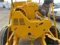 """OFF-ROAD 4"""" Pump Trailer w/ Deutz Diesel Engine"""